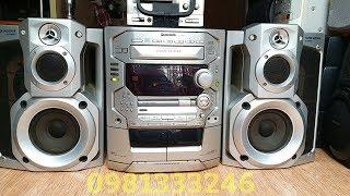 Khủng long Panasonic AK88 đẹp , âm thanh uy lực zalo 0981333246