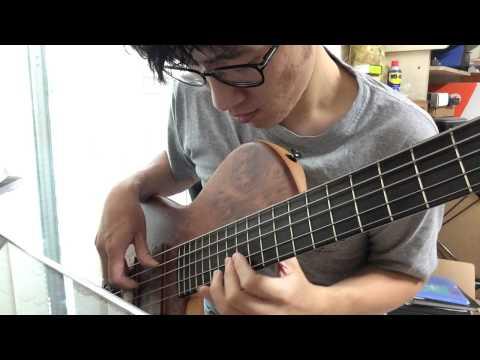 Alex Han sax solo