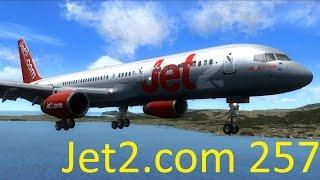 Jet2.com 257   Leeds/Bradford - Mallorca