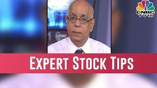Prakash Gaba On Stock Market : Buy HDFC Bank, L & T