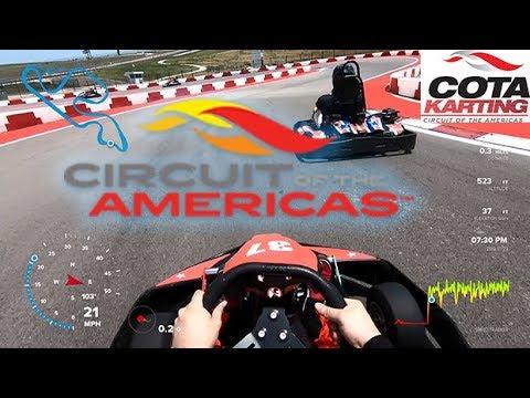 AngryJoe Goes Kart Racing! [GoPro HERO 6]