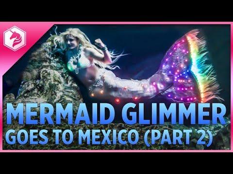 Mermaid Glimmer Goes to Mexico - Part 2 @adafruit #adafruit