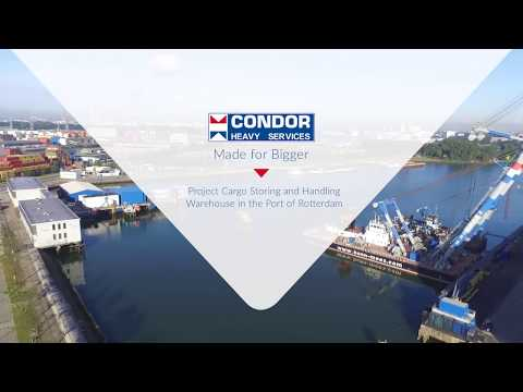 Condor Heavy Services corporate presentation