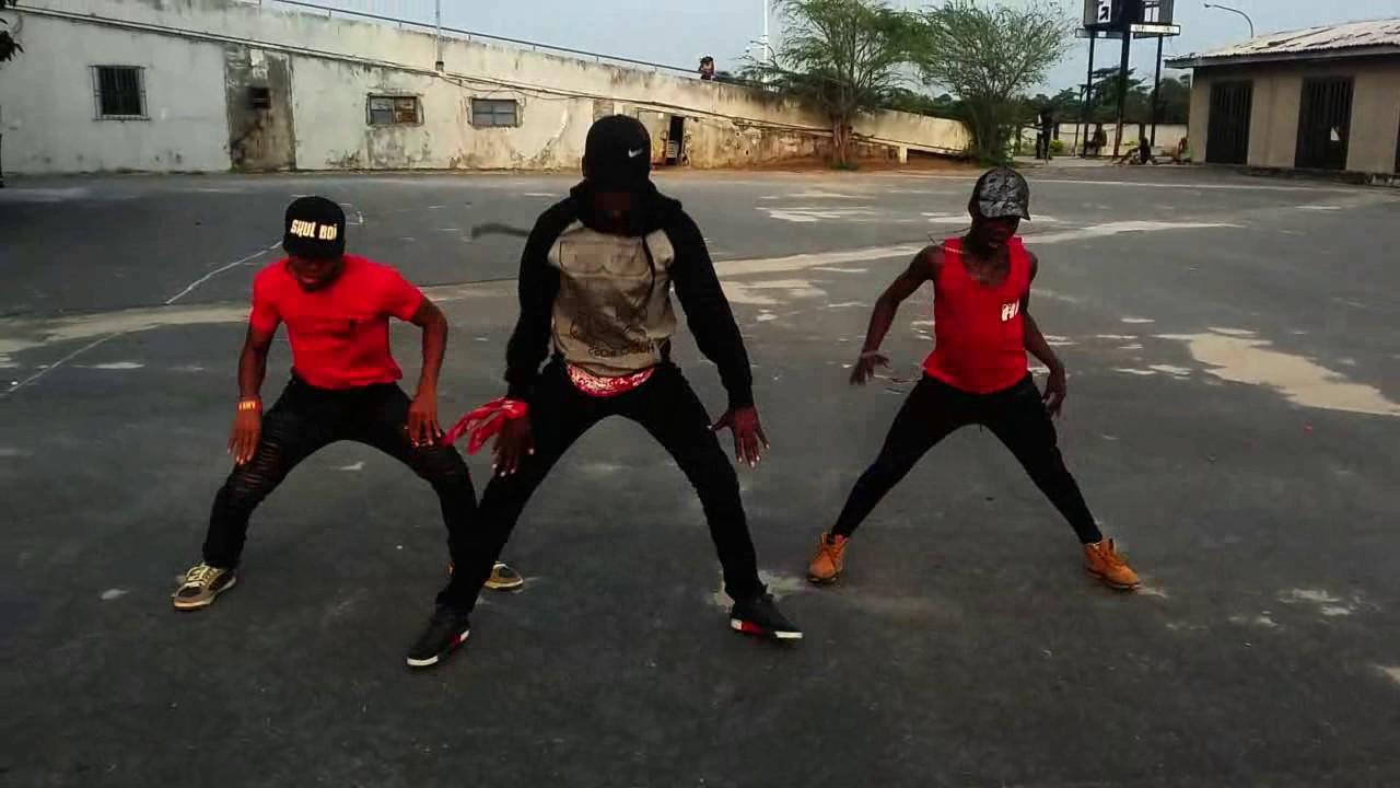 my style afro hip hop dance crew -  LEG OVER