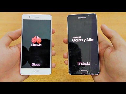 Huawei P9 Lite vs Samsung Galaxy A5 2016