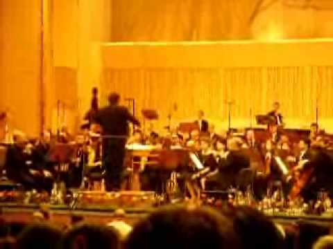 Luciano Berio's Sinfonia And SWINGLE SINGERS 1 Of 3