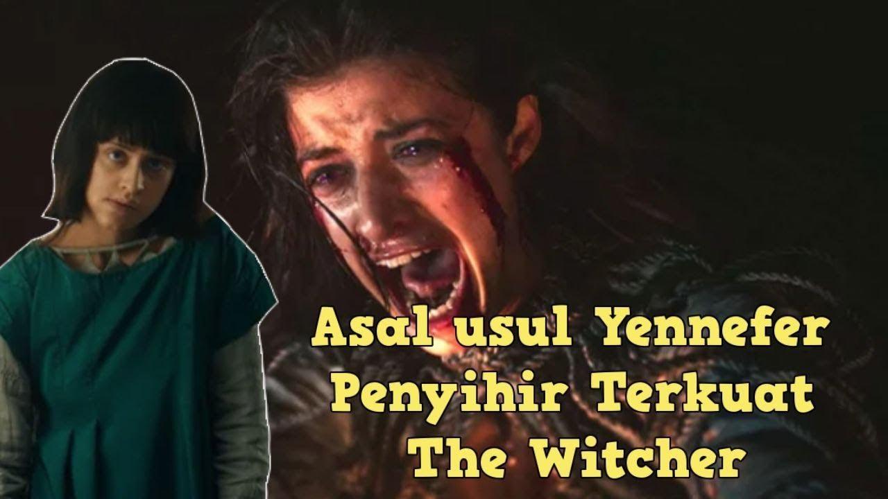 Download Mengenal Yennefer Penyihir Terkuat di Serial The Witcher | Wajib Nonton Serial Ini!