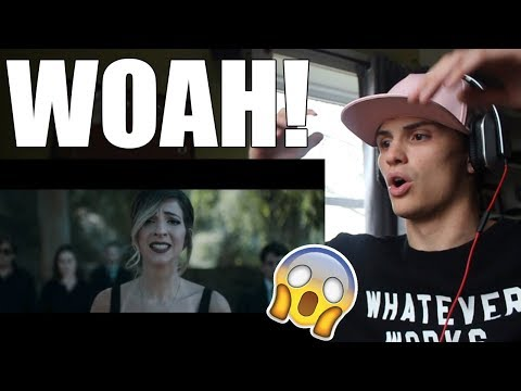 Gabbie Hanna - Out Loud ( Music ) REACTION