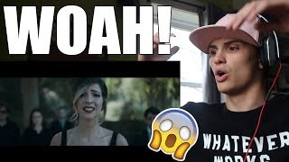 Gabbie Hanna - Out Loud (Official Music Video) REACTION