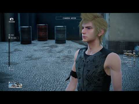 Prompto Refuses To Show Barcode