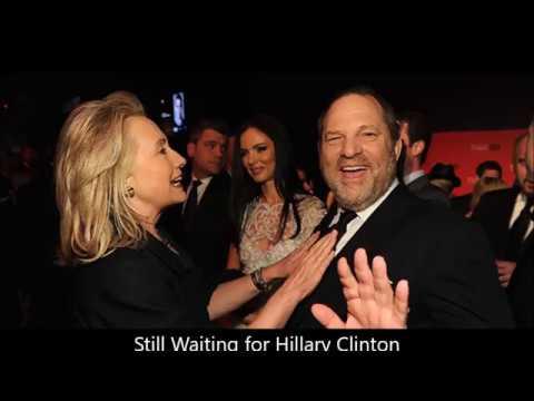 Harvey Weinstein funneled thousands to Democrats, Hillary silent on Weinstein
