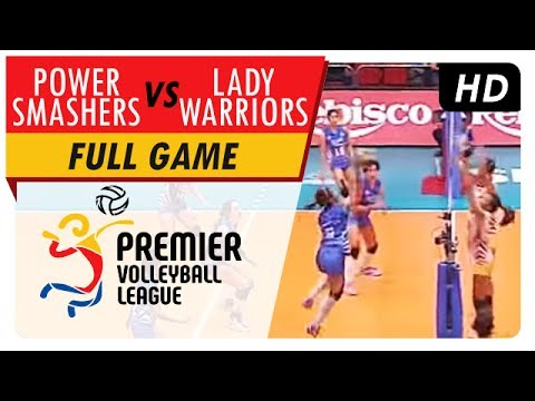 Powers Smashers vs. Lady Warriors | Full Game | 4th Set | PVL Reinforced Conference | June 3, 2017