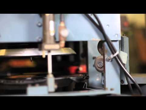 How To Make a 200 gram Super Vinyl Profile LP Record