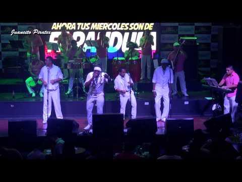 Medley Del Grupo Niche - Wilmer Cartagena - Karamba Latin Disco 2014 1