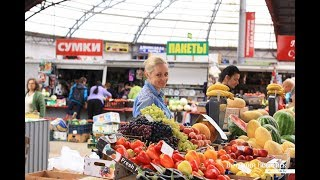 бобруйский рынок без цензур.....