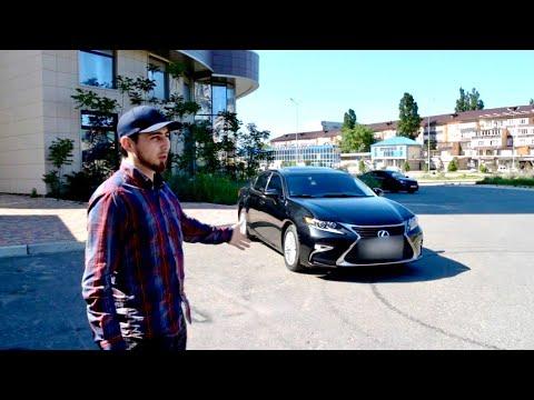 Lexus ES350, богатый родственник Камри! Сильно ли они отличаются?
