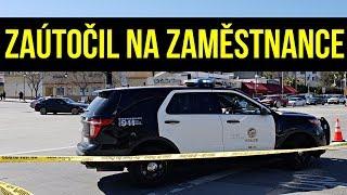 PŘEPADENÍ AMERICKÉHO NÁKUPNÍHO CENTRA... Policejní zásah vedle mého domu