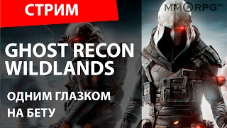 Ghost Recon: Wildlands. Одним глазком на бету