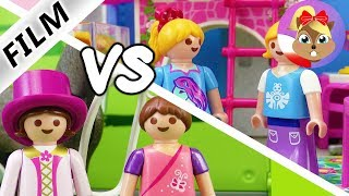 Playmobil Film polski | Hania vs.Basia Smarkalska - popołudnie z przyjaciółką | Serial - Wróblewscy