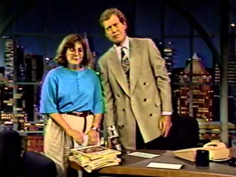 Late Night with David Letterman 1445