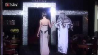 Dubai Fashion Show Fradj Al Mokni From Tunisia