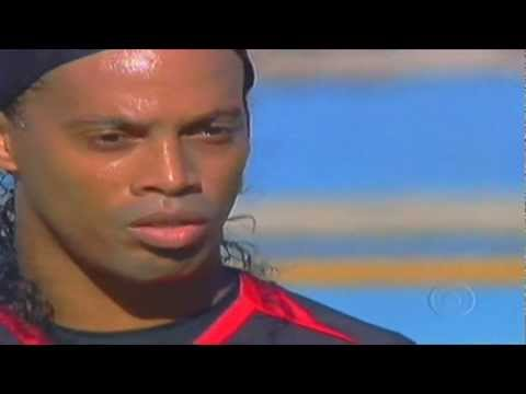 .:: 1º gol de Ronaldinho Pelo Fla ::. Boavista 2x3 Flamengo - Taça GB 2011 - 6ª Rodada