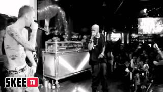 "DMX Ft. MGK ""I Don't Dance"" | Agenda/DGK after party performance/concert"