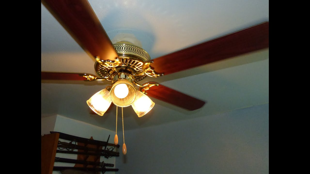 Diy ceiling fan install youtube diy ceiling fan install aloadofball Images