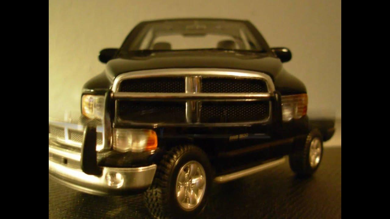 2002 Dodge Ram 1500 Quad Cab 1 24 Diecast By Maisto Hd