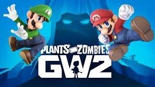 UPDATE PVZGW2 vs FORTNITE e SMASH | Plants vs Zombies Garden Warfare 2