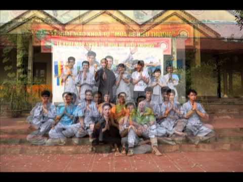 VIDEO:  Khoá tu 'Mùa Hè Hiểu Thương' 2013 tại Chùa Đình Quán