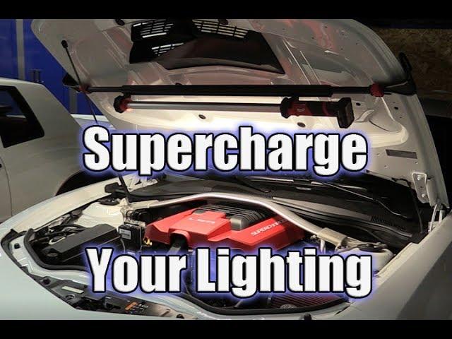 Tool Only Milwaukee M12 LED Underhood Light 2125-20