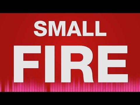 Small Fire - SOUND EFFECT - Fireplace Kamin Feuer SOUND