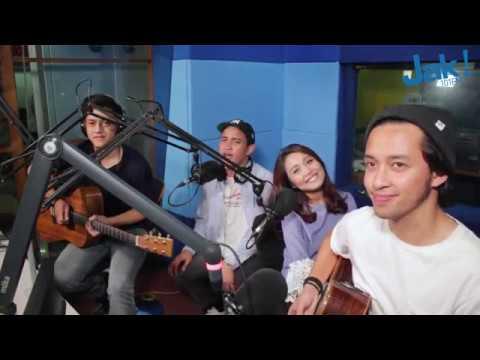 HIVI Merakit Perahu di Studio JAK! 101 fm [LIVE ON JAK]