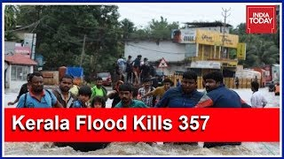 Kerala Floods | Death Toll Reaches 357, 38 People Missing