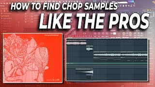 how to chop samples like the pros