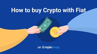 How to buy crypto with fiat on SimpleSwap | A Step-by-Step Video Guide