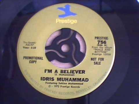 Idris Muhammad  -  I`m a believer