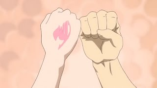 Gambar cover [AMV] Fairy Tail {NaLu} - Everytime We Touch