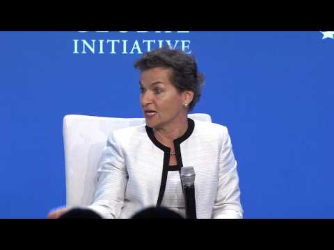 How To Solve Climate Change in Four Steps By Christiana Figueres