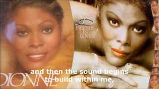 Dionne Warwick - Silent voices (video lyrics)