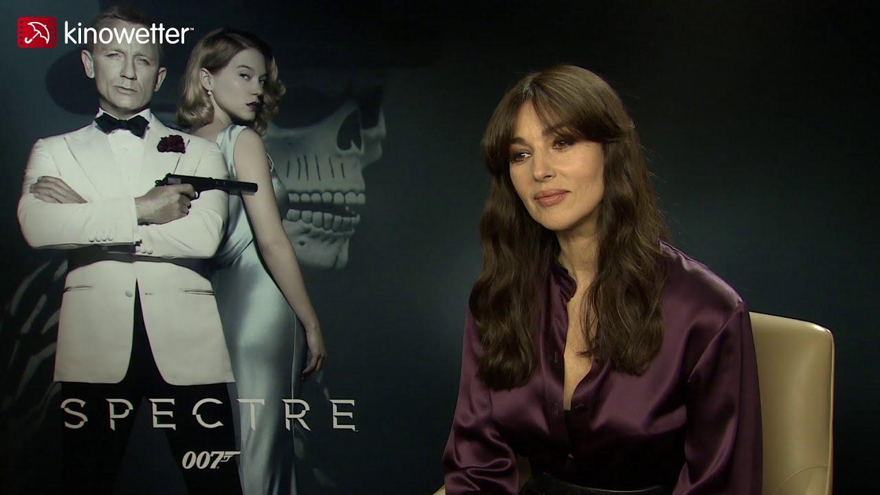 Interview Monica Bellucci SPECTRE