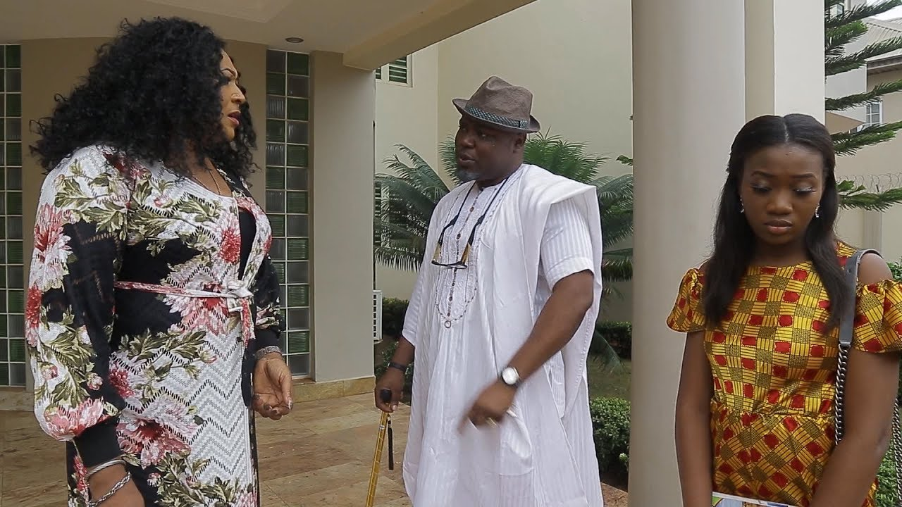 Download STUBBORN BEAUTY - LATEST 2017 HOT NIGERIAN NOLLYWOOD MOVIES FINAL EPISODE