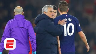 Jose Mourinho hails Harry Kane as 'irreplaceable' at Tottenham | Premier League