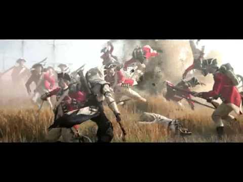 Imagine Dragons – Radioactive/ Assassins creed 3 Trailer