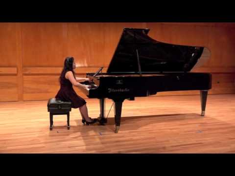 Haydn: Hob XVI: 43 sonata in A flat major. (Jacqueline Leung, Canadian Pianist)