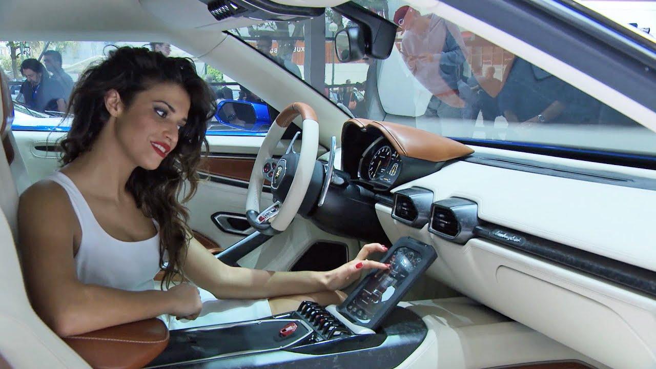 Future Car Wallpaper Minimal Lamborghini Asterion Interior Youtube