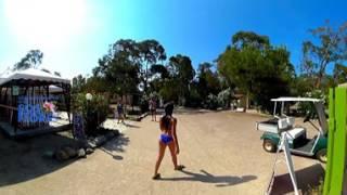 Sistemazione - Campeggio Villaggio Sos Flores a Tortolì, Ogliastra, in Sardegna - Video 360