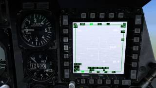DCS A-10C Targeting Pod (TGP) Overview