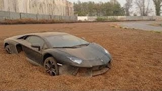 15 Most Incredible Abandoned Cars In The World!